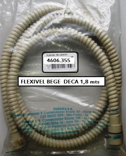 Flexível Deca Bege 1,8 m - 4606355