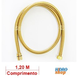 FLEXÍVEL DECA GOLD 1,20 MTS 1/2