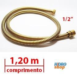 FLEXÍVEL DECA GOLD MATTE 1,20 MTS 1/2