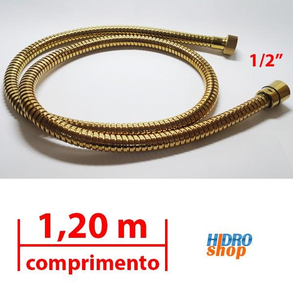 Flexível Deca Red Gold 1,20 M 1/2
