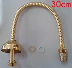 LIGAÇÃO FLEXÍVEL 30CM GOLD DECA 4606.GL.030