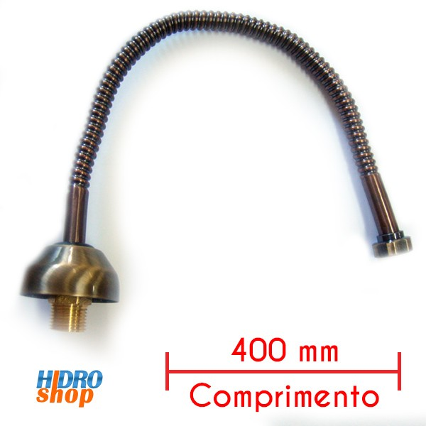Ligação Flexível Deca 40 Cm Ouro Velho - 4606G040