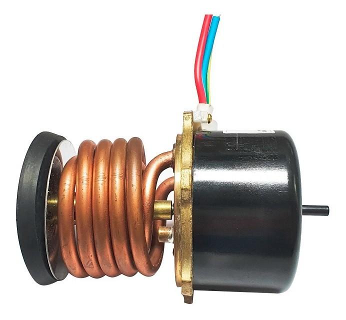 Kit Central Cardal Aquecedor Moderno Eletrônico 9100W 220V - Ki035