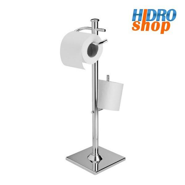 Papeleiro Vertical Base Quadrada Standard Jackwal - 6349
