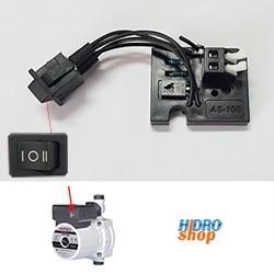 Placa Eletrônica Botão Pressurizador Komeco Tp 40 G3 G4 - 0100032210