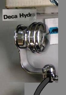 Porta Toalha Em Argola Synthesis Cromado Deca 2050C62