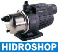 Pressurizador de Agua Grundfos Mq325 Bomba Centrifuga 220v - MQ325B