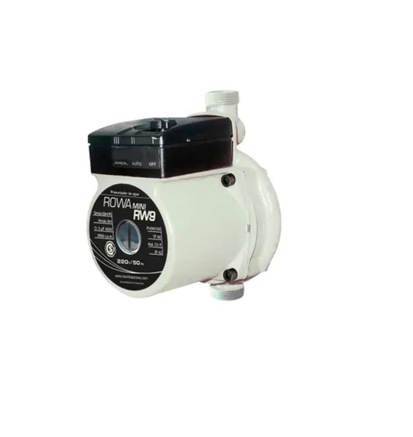 Pressurizador Rowa Mini Rw9 220v - 9 M.C.A - RW9220