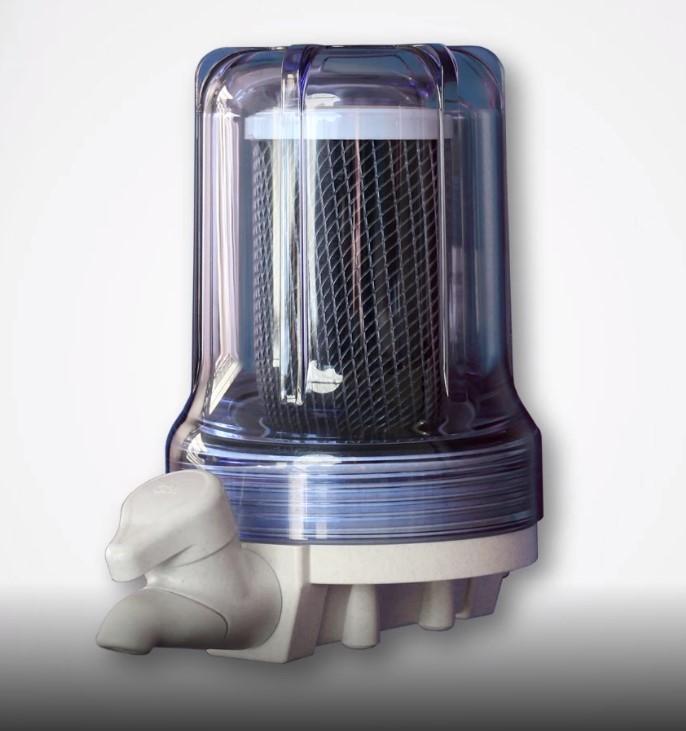 Purificador de Agua Bella Fonte Azul 3m Filtro de Agua Cor Azul Código Antigo Ha700728223 - HB004349567