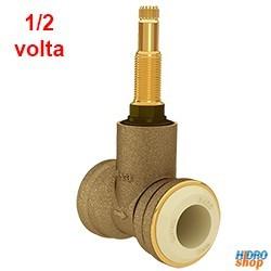 REGISTRO PRESSÃO DECA 1/2 VOLTA CPVC 22 MM