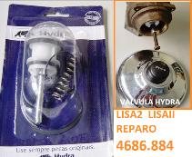 REPARO DE VALVULA DESCARGA HYDRA LISA2 LISAII 4686884