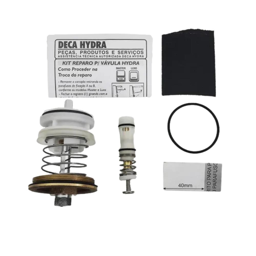Reparo Hydra Luxo Master 1.1/2 + Tampa Interna - 4312330K140