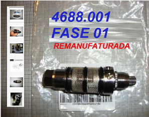 Reparo Mecanismo Termostato Decaterm Remano1 - 4688001REM1