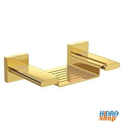 SABONETEIRA PAREDE BASE METAL DECA POLO GOLD 2012 GL 33