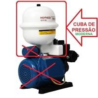 TANQUE DO PRESSURIZADOR TP820 E TP825 12 E 20 M.C.A. KOMECO, EQUIBRAS, INOVA MODERNO