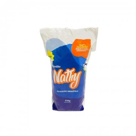 ALGODAO HIDROFILO 250GR - NATHY