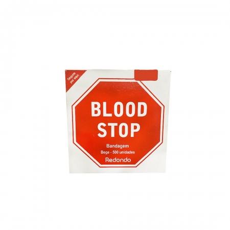 BLOOD STOP CURATIVO ANTI-SEPTICO CONTINUO (500 UNID) - AMP