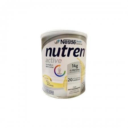 NUTREN ACTIVE BANANA 400GR