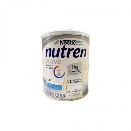 NUTREN ACTIVE BAUNILHA  400GR