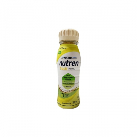 NUTREN FRESH CHA DE LIMAO 200ML