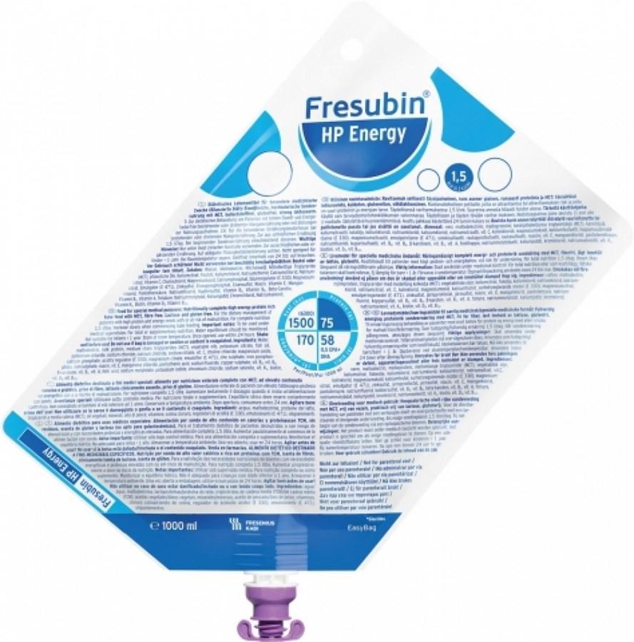 FRESUBIN HP ENERGY SF 1000ML