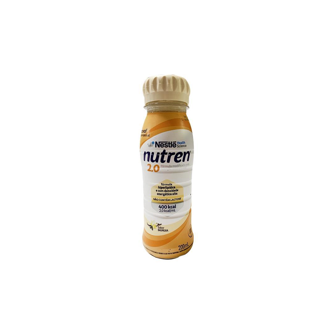 NUTREN 2.0 BAUNILHA 200ML