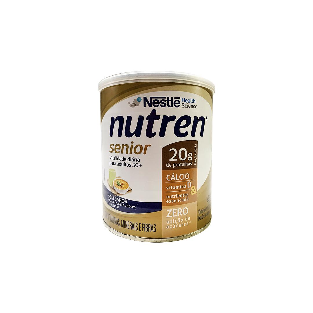 NUTREN SENIOR SEM SABOR 370GR
