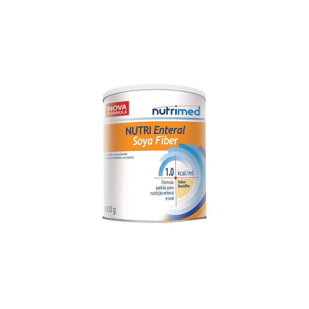 NUTRI ENTERAL SOYA FIBER 800GR