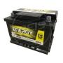 Bateria energy 12V 60A CCA400 polo direito