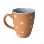Caneca De Porcelana Cores Sortidas Lyor Dots 295ml