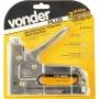 Grampeador Pinador Vonder Plus