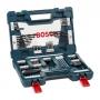 Jogo de Bits, Brocas e Soquetes V-line 91 Peças - Bosch