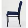 Cadeira Petra Emília Alumínio Azul