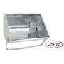 Refletor Retangular Olivo Para Lâmpada HMI 250W E27
