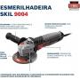 Esmerilhadeira Angular Skil LCM 9004 Com 5 Discos 220V