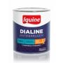 Tinta Esmalte Sintético Iquine Dialine Antiferrugem Platina 3,6L