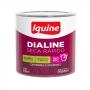Tinta Esmalte Sintético Iquine Dialine Seca Rápido Acetinado Branco Gelo 900ML