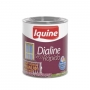 Tinta Esmalte Sintético Iquine Dialine Seca Rápido Platina 112,5 ML