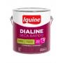 Tinta Esmalte Sintético Iquine Dialine Seca Rápido Preto 3,6L