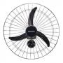 Ventilador para Parede 60cm Ventisol Premium Preto