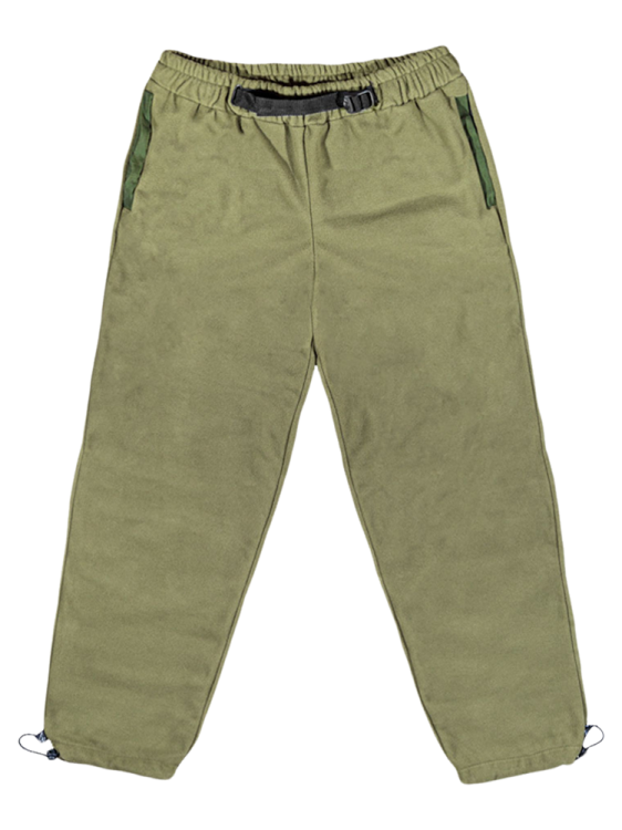 Calça Moletom Sigilo Soft Green