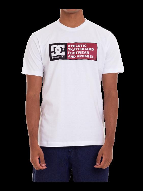 Camiseta DC Shoes Density Zone Branca