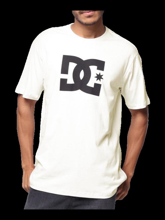 Camiseta DC Shoes Star Snow Branca
