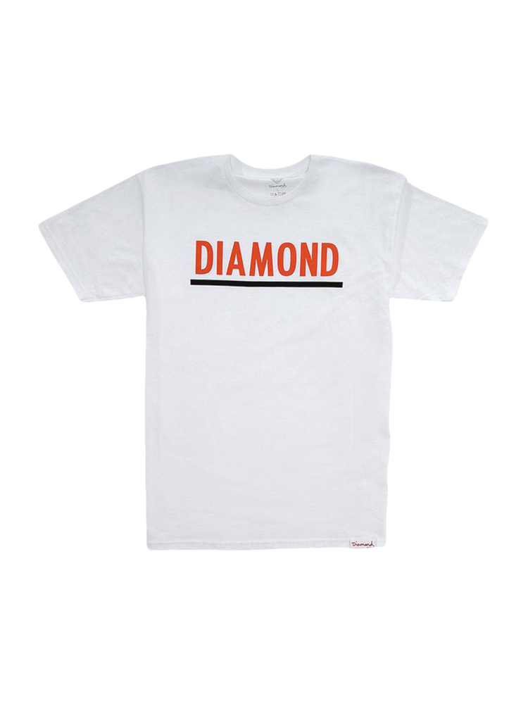 Camiseta Diamond Team Branca