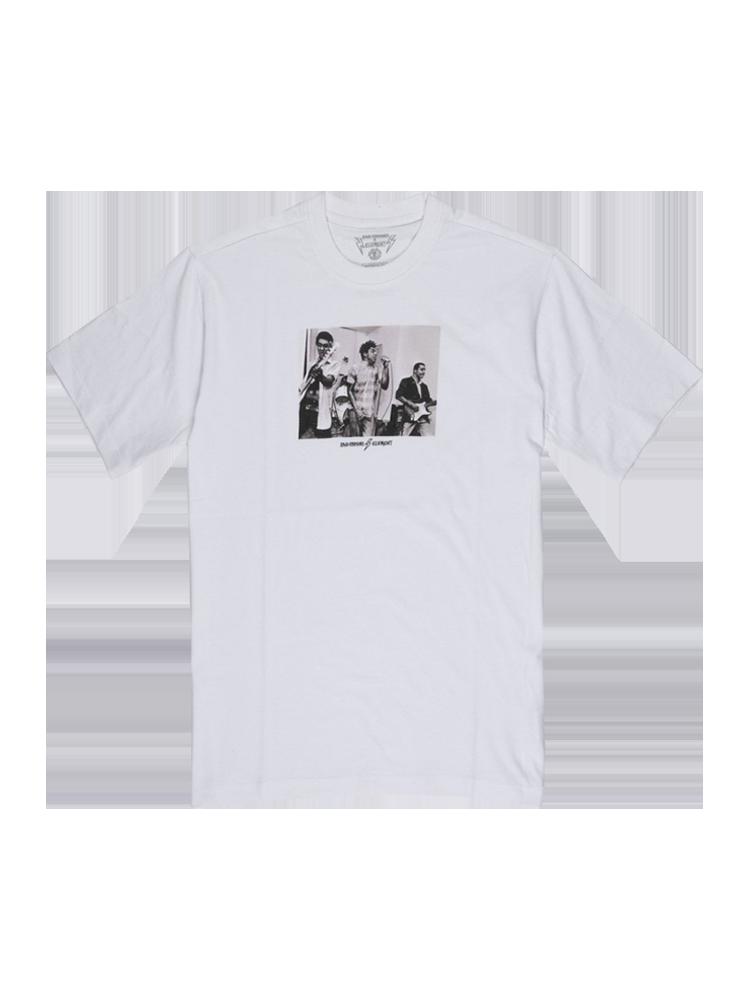 Camiseta Element Bad Brains 2318 Branca