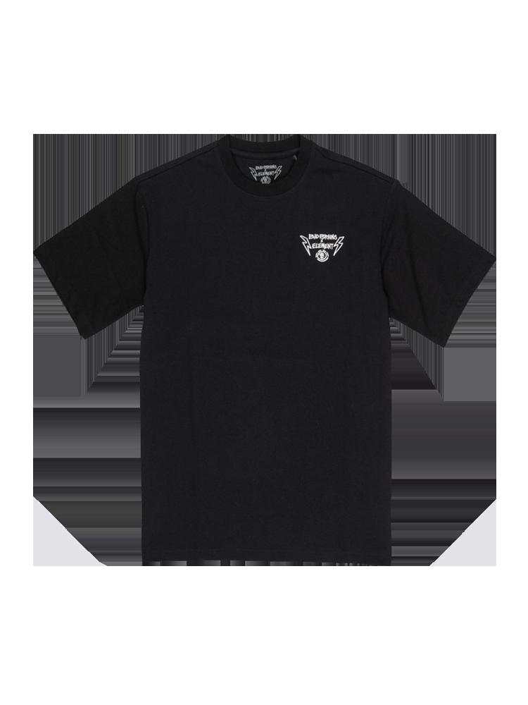 Camiseta Element Bolt Lock Preta