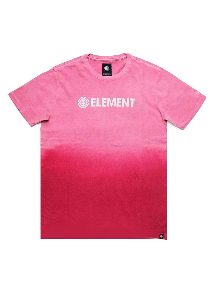 Camiseta Element Brain Rosa
