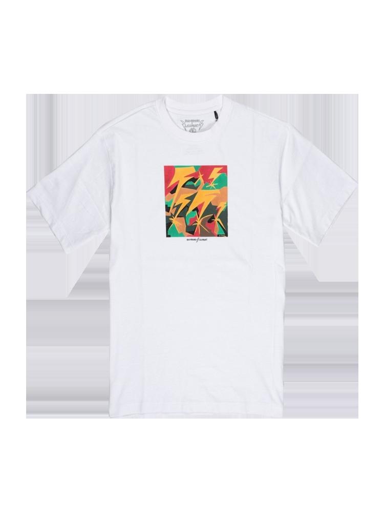 Camiseta Element Brainstorm Branca