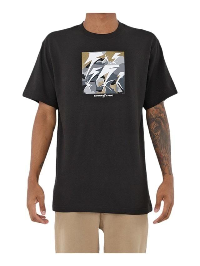 Camiseta Element Brainstorm Preta