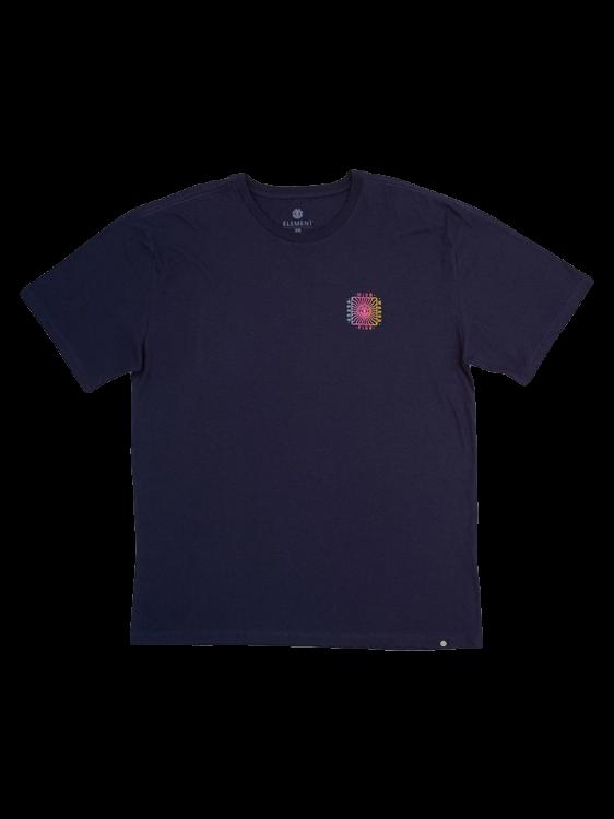 Camiseta Element Cahaba Marinho